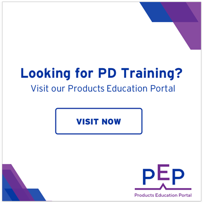 PD Training - Products Education Portal